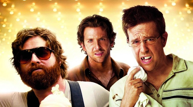 Мальчишник в Вегасе - Дилогия|The Hangover - Dilogy (2009-2011|BDRip)