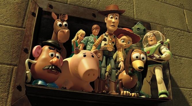 «История игрушек: Большой побег 3D»