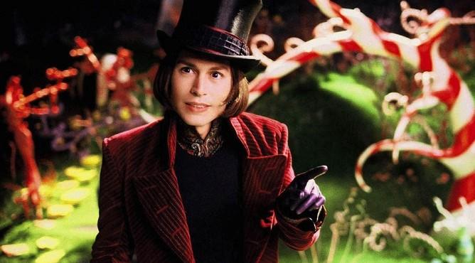 «Чарли и шоколадная фабрика» (2005)