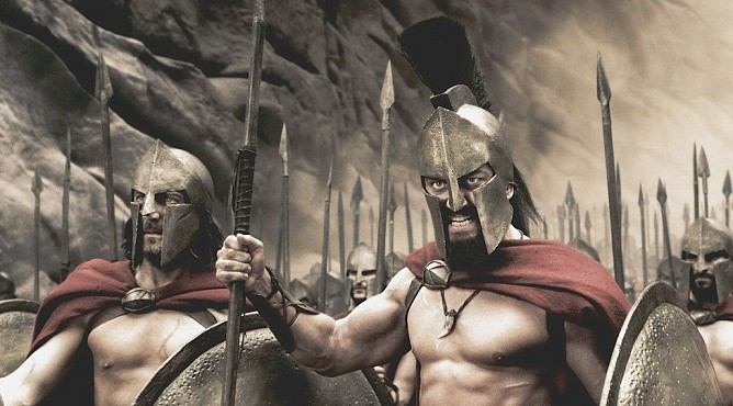 «300 спартанцев» (2006)