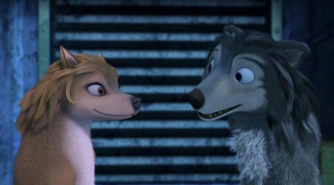 «Альфа и Омега: Клыкастая братва» (2010)