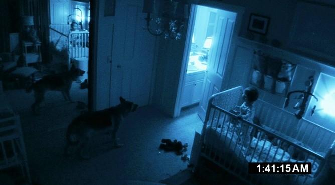 «Паранормальное явление 2» (2010)