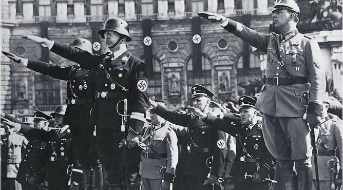 В архивах нашли нацистские фильмы в 3D