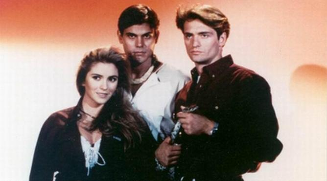 Сериал «В плену страсти» (1996)