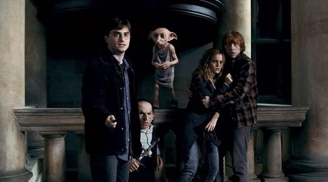 «Гарри Поттер и Дары смерти: Часть 1» (2010)