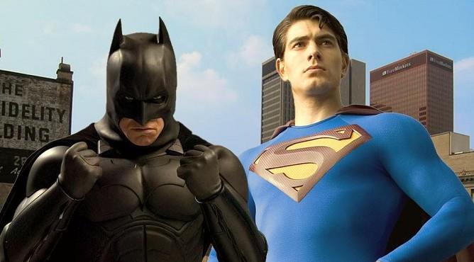 Бэтмен или Супермен - кто круче?