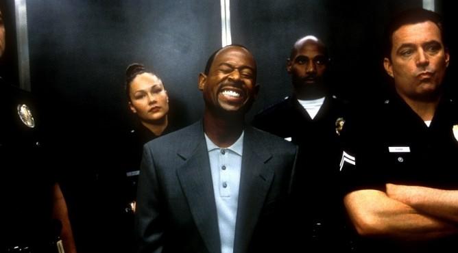 «Бриллиантовый полицейский» (1999)