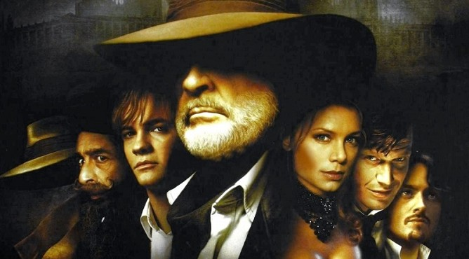 «Лига выдающихся джентльменов» (2003)