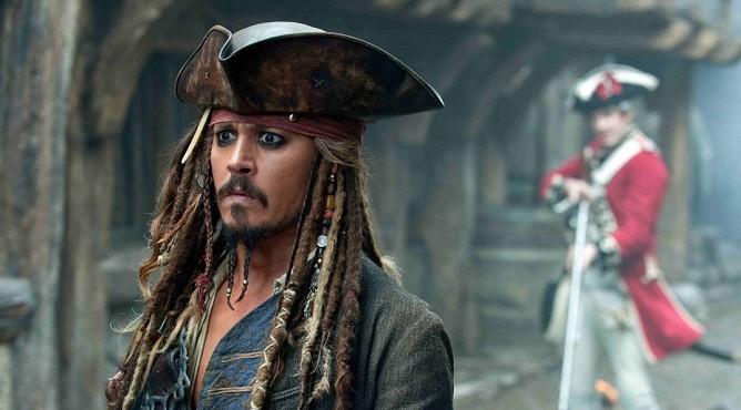 Пираты Карибского моря 4: На странных берегах