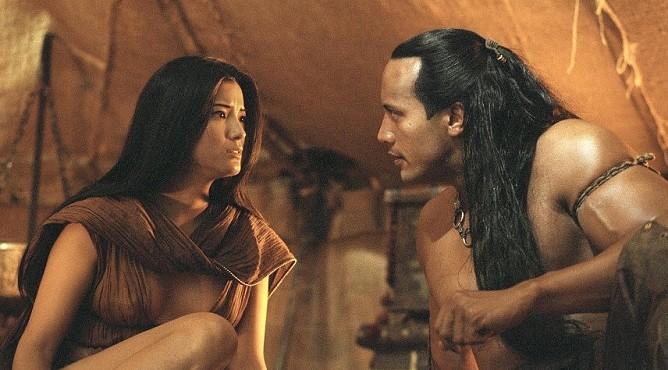 «Царь скорпионов» (2002)