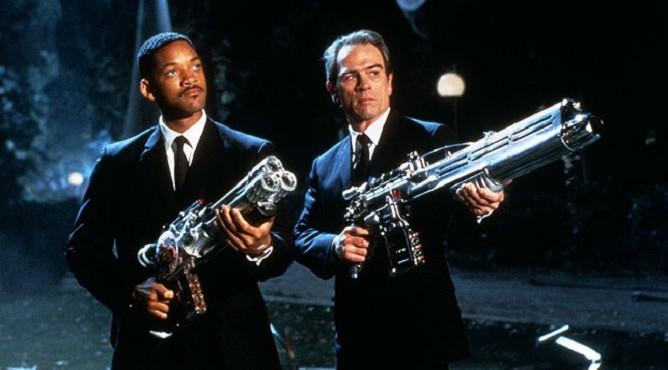 «Люди в черном» (1997)