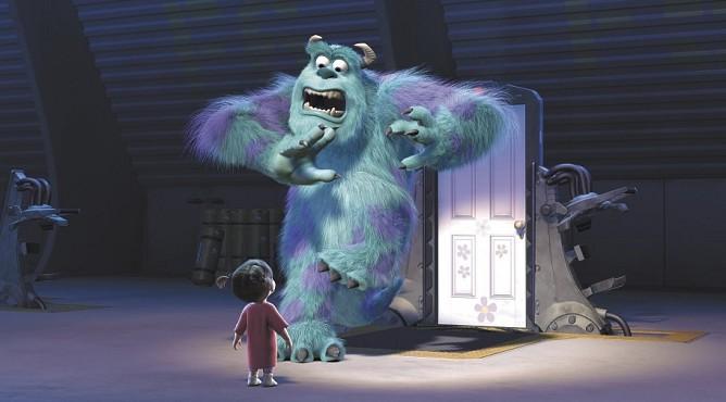 «Корпорация монстров» (2001)