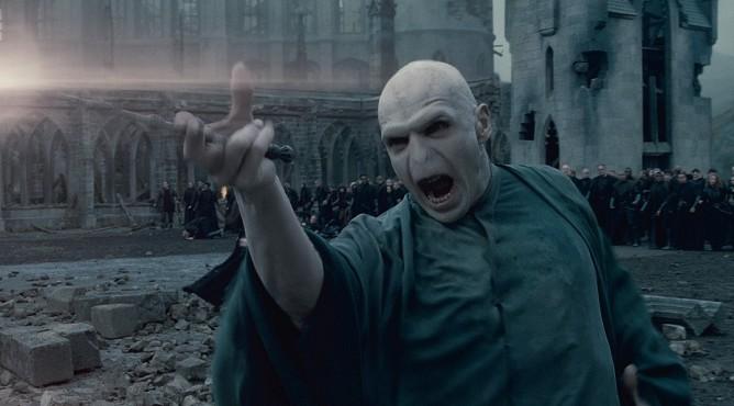 Гарри Поттер и Дары смерти: Часть 2