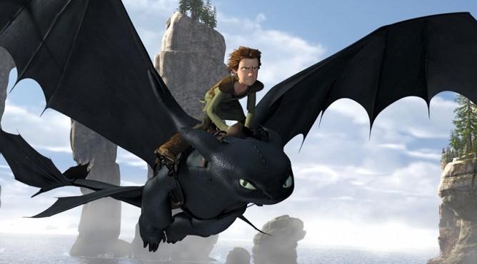 «Как приручить дракона» (2010)