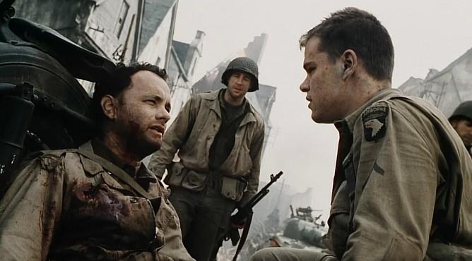 «Спасти рядового Райана» (1998)