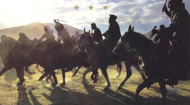 Конные воины