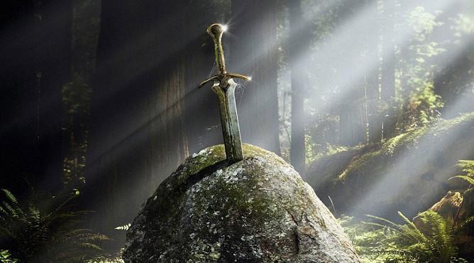 Съемки фильма «Артур и Ланселот» заморозили