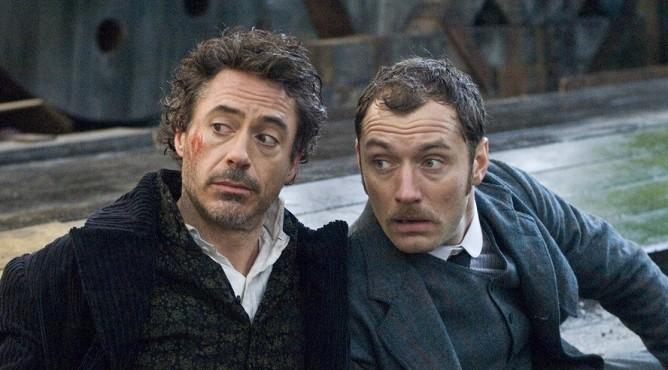 «Шерлок Холмс» (2009)