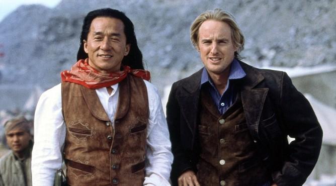 «Шанхайский полдень» (2000)