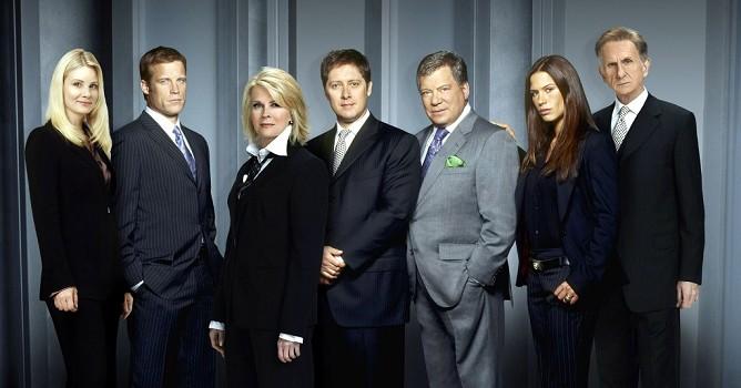 Комедийный сериал «Юристы Бостона» (2004-2008)